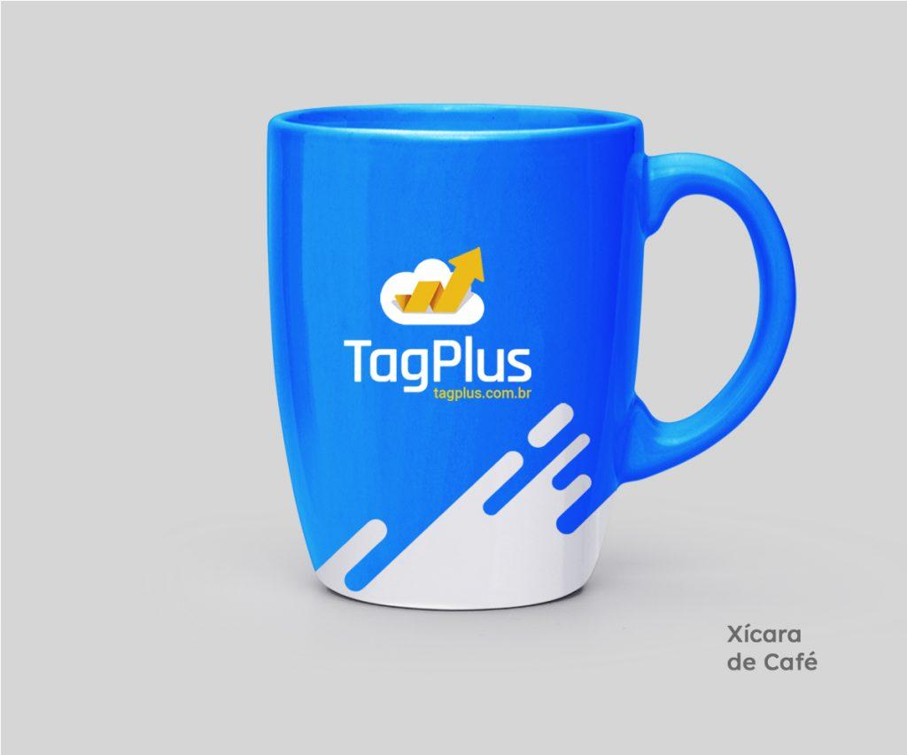 Xícara para tomar café